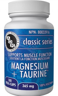 AOR Magnesium Taurate