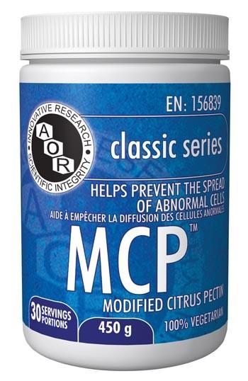AOR Modified Citrus Pectin MCP