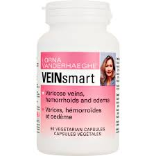 Veinsmart contains Diosmin