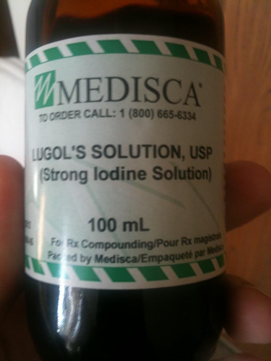 Iodine and Fibrocystic Breasts