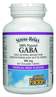 Natural Factors GABA
