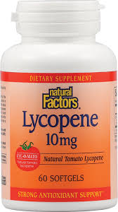 Natural Factors Lycopene